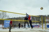 Турнир Tula Open по пляжному волейболу на снегу, Фото: 21