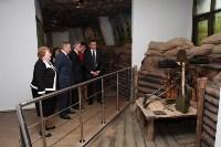 Алексей Дюмин посетил Тульский музей оружия, Фото: 9