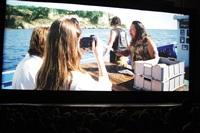 Предпремьерный показ фильма «Курьер из рая», Фото: 23