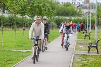 В Туле прошел большой велопарад, Фото: 117