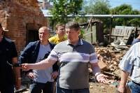 До конца 2018 года в историческом центре Тулы расселят 8 домов, Фото: 24