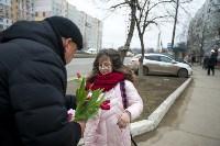 Пролетарский глава Сергей Шестаков поднял тулячкам настроение, Фото: 18
