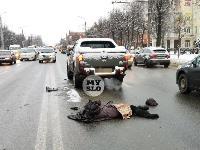 На проспекте Ленина в Туле насмерть сбили пешехода, Фото: 9