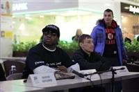 Бойцы М-1 провели открытую пресс-конференцию и встретились с фанатами, Фото: 8