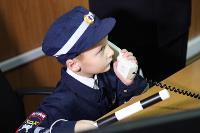Полицейские исполнили мечту семилетнего мальчика, Фото: 2