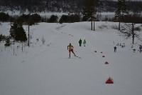 Лыжница из Тулы Мирослава Братко входит в пятёрку лучших в ЦФО, Фото: 1