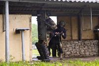 В Туле спецподразделения ОМОН и СОБР провели учения, Фото: 17