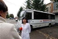 Выездная поликлиника в поселке Мещерино Плавского района, Фото: 5