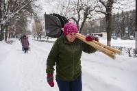 Снегопад в Туле. 19 января 2016 года, Фото: 56