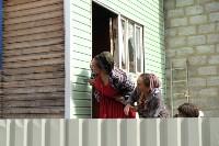 В Плеханово начали сносить дома в цыганском таборе, Фото: 68