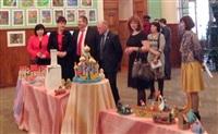 Празднование Дня работника культуры РФ в Суворове, Фото: 4