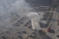 Пожар в Заречье. 16.03.2015, Фото: 1