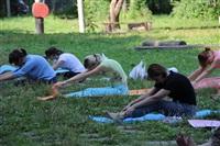 Йога в Центральном парке, Фото: 23