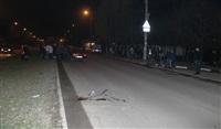 На ул. Вильямса в Туле пьяный водитель сбил пешехода, Фото: 1