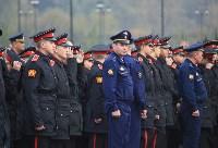 Воспитанникам суворовского училища вручили удосоверения, Фото: 7