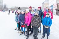 В Туле прошли массовые конькобежные соревнования «Лед надежды нашей — 2020», Фото: 18