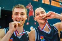 Баскетболисты «Новомосковска» поборются за звание лучших в России, Фото: 8
