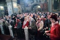 Пасхальная служба в Успенском кафедральном соборе. 11.04.2015, Фото: 40