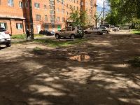 Жители домов возмущены благоустройством придомовой территории в центре Тулы, Фото: 2