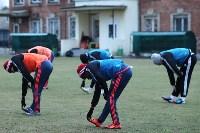 Канониры готовятся к игре против «Томи», Фото: 19