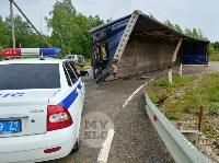 Жуткое ДТП на трассе под Тулой, Фото: 9