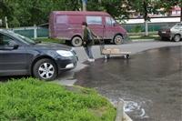 """Рынок """"Южный"""" затопило, Фото: 30"""