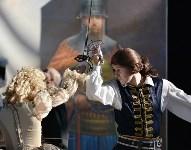 В музее оружия показали театральное шоу, Фото: 36