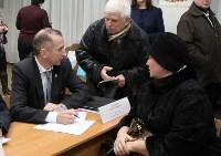 Авилов. Встреча с жителями Плеханово. 8.12.15, Фото: 1