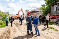 Снос домов в Плеханово. 6 июля 2016 года, Фото: 25