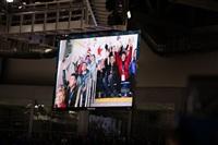 Женский хоккейный матч Канада-Финляндия. Зимняя Олимпиада в Сочи, Фото: 19