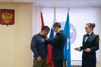 Корреспондента Myslo наградили медалью МЧС России «За пропаганду спасательного дела», Фото: 11