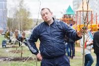 """Акция """"Слободы"""" и Myslo: Сажаем Аллею Доброты-2, Фото: 45"""