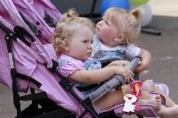 В Центральном парке Тулы прошел фестиваль близнецов, Фото: 18