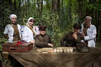 В Центральном парке воссоздали боевой подвиг советских солдат, Фото: 38