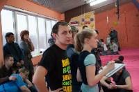 Соревнования на скалодроме среди детей, Фото: 28