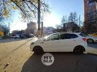 ДТП ул Металлургов, 16.10.19, Фото: 5