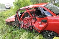 ДТП на трассе «Крым», «десятка» и Mazda. 25 июля 2013, Фото: 4
