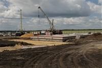 Владимир Груздев проинспектировал строительство жилья в Кимовске и в Донском, Фото: 2