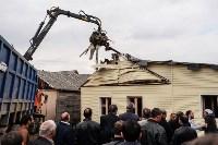 Снос дома в поселке Плеханово, Фото: 59