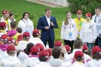 В Сочи губернатор Алексей Дюмин встретился с делегацией Тульской области, Фото: 15