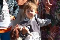 День защиты детей в ЦПКиО им. П.П. Белоусова: Фоторепортаж Myslo, Фото: 27