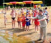 МЧС обучает детей спасать людей на воде, Фото: 17