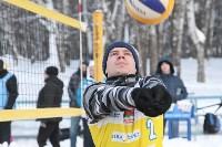 III ежегодный турнир по пляжному волейболу на снегу., Фото: 85