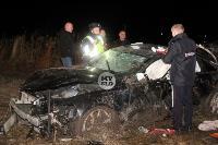 В жутком ДТП в поселке Рассвет погиб пассажир Audi A6, Фото: 3
