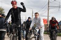 По центральным улицам Тулы прошел велопробег, Фото: 59