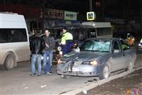 Друзья сбитого пешехода устроили самосуд над водителем, Фото: 8