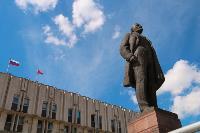 Ремонт памятника Ленину, Фото: 2