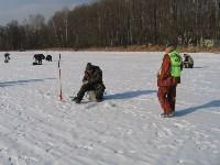 Соревнования по зимней рыбной ловле на Воронке, Фото: 49