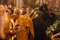 Рождественское богослужение в Успенском соборе Тулы, Фото: 29