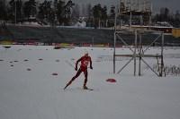 Тульский лыжник Александр Мужицкий стал лучшим в первенстве ЦФО, Фото: 1